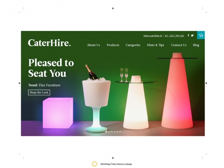 Caterhire   © Neil Hurley Photography 17′