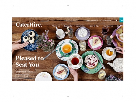 Caterhire | © Neil Hurley Photography 17′